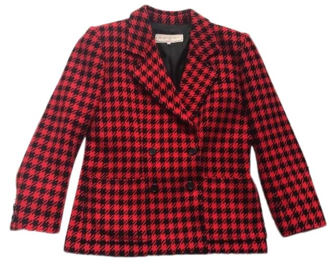 Preload https://img-static.tradesy.com/item/25649830/saint-laurent-black-and-red-houndstooth-blazer-size-12-l-0-1-650-650.jpg