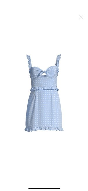 Preload https://img-static.tradesy.com/item/25649939/for-love-and-lemons-periwinkle-and-sweetheart-mini-short-casual-dress-size-4-s-0-0-650-650.jpg