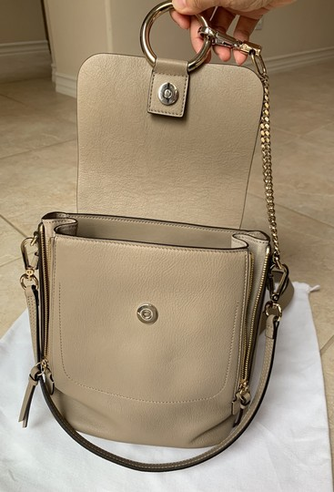Chloé Taupe Backpack Image 10