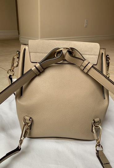 Chloé Taupe Backpack Image 5