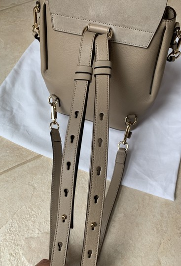 Chloé Taupe Backpack Image 6