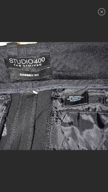 The Limited Straight Pants black Image 7