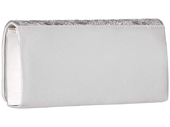 Adrianna Papell Silver/gray Clutch Image 2