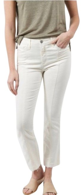 Preload https://img-static.tradesy.com/item/25650202/ag-adriano-goldschmied-off-whiteivory-high-rise-flare-crop-capricropped-jeans-size-2-xs-26-0-1-650-650.jpg