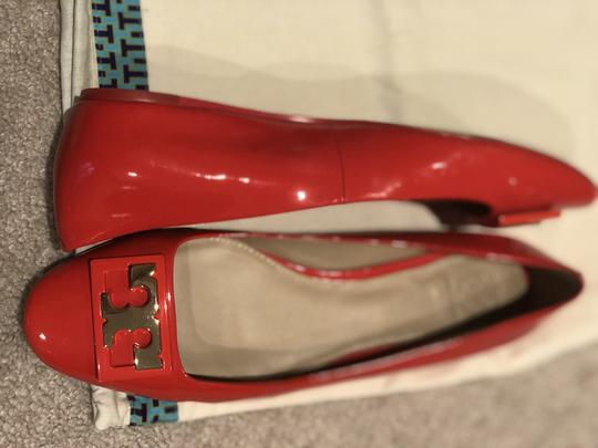 Tory Burch Coral Flats Image 2