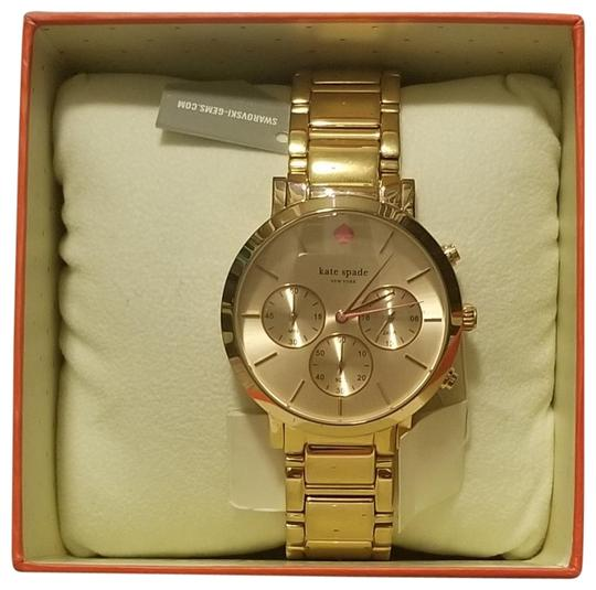 Preload https://img-static.tradesy.com/item/25650208/kate-spade-rose-gold-box-in-watch-0-1-540-540.jpg