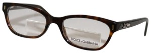 Dolce&Gabbana New Authentic Dolce & Gabbana DG 1205 502 Havana Eyeglasses 50 17 135
