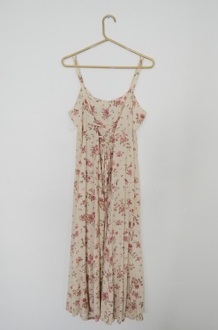 FLORAL Maxi Dress by Erika Summer Sundress Image 1
