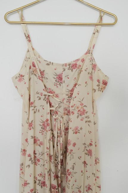 FLORAL Maxi Dress by Erika Summer Sundress Image 2