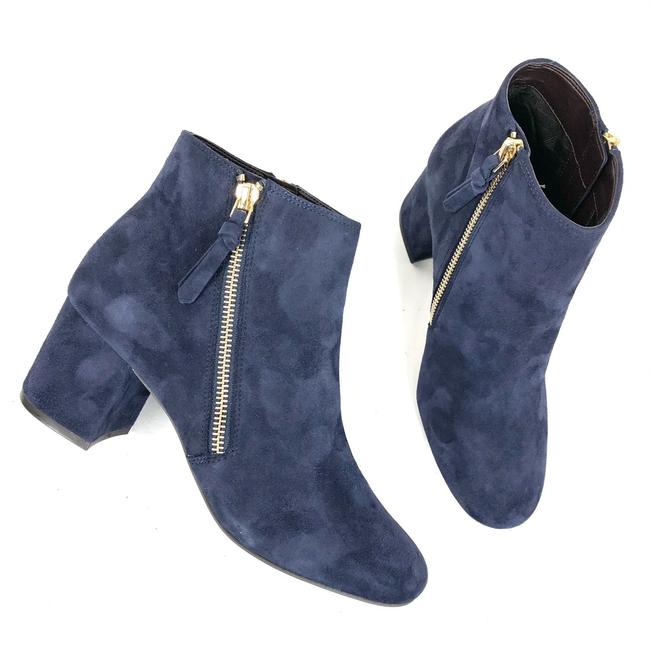 Item - Blue Ankle Boots/Booties Size US 7.5 Regular (M, B)