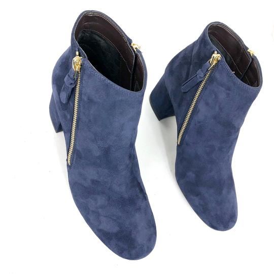 Cole Haan Blue Boots Image 1