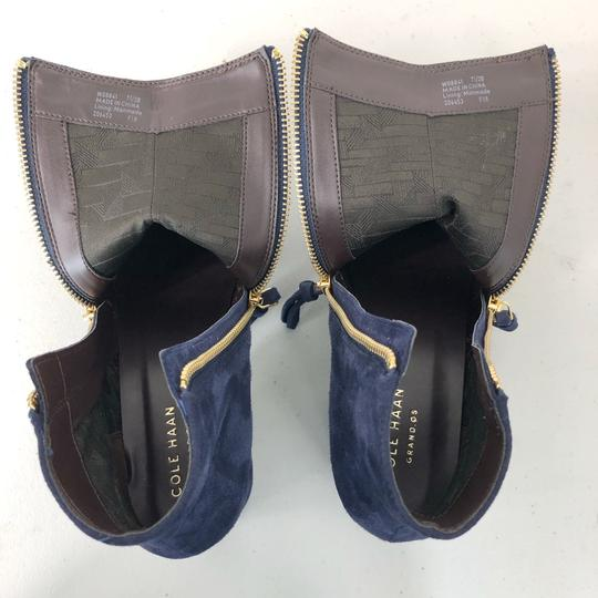 Cole Haan Blue Boots Image 6