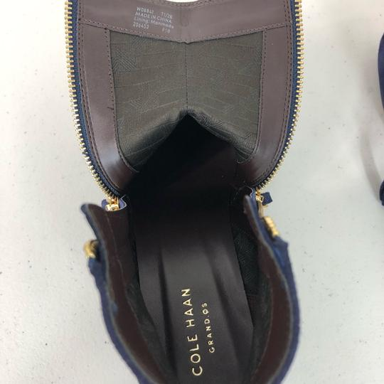Cole Haan Blue Boots Image 7