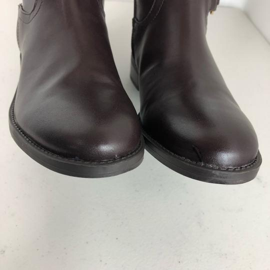 Tommy Hilfiger Brown Boots Image 4