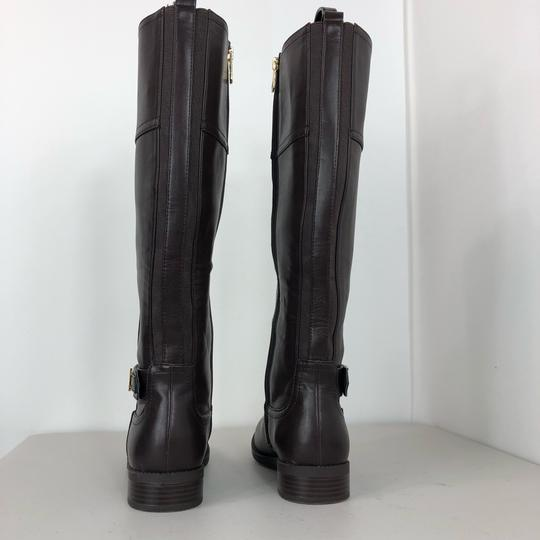 Tommy Hilfiger Brown Boots Image 5