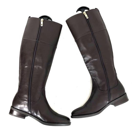 Tommy Hilfiger Brown Boots Image 6