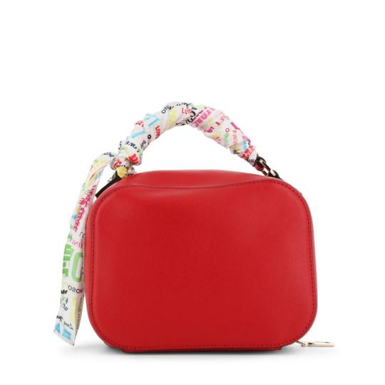 Love Moschino Satchel in Red Image 2