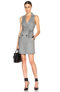 Marissa Webb short dress Gray Rag Bone Alice Olivia Burberry A.p.c. Lela Rose on Tradesy