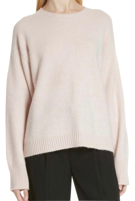 Preload https://img-static.tradesy.com/item/25653157/vince-boxy-cashmere-blush-sweater-0-1-650-650.jpg