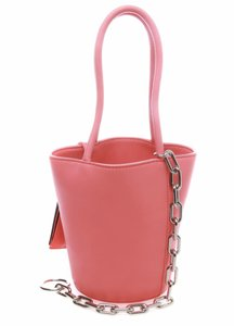 Alexander Wang Leather Bucket Minibag Cross Body Bag