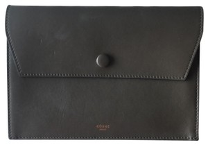 Céline brown Clutch