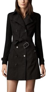 Burberry Lace Jacket Trench Coat