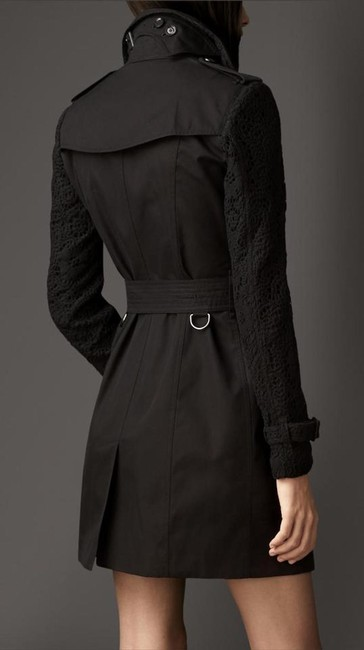 Burberry Lace Jacket Trench Coat Image 1