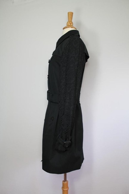 Burberry Lace Jacket Trench Coat Image 3