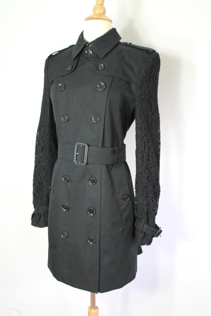 Burberry Lace Jacket Trench Coat Image 4