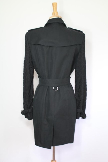 Burberry Lace Jacket Trench Coat Image 5