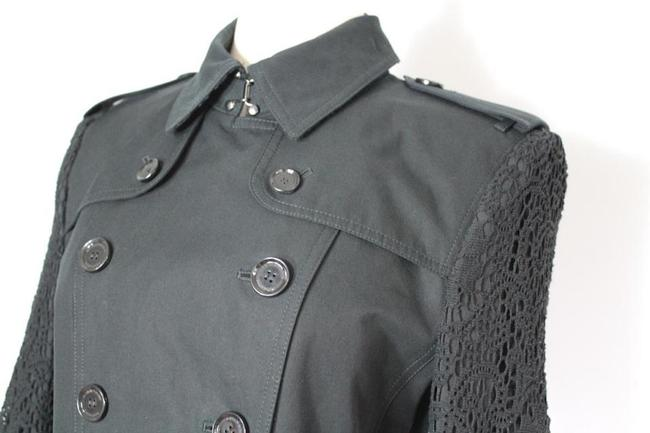 Burberry Lace Jacket Trench Coat Image 6