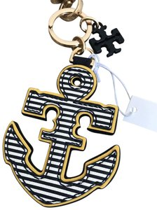 Tory Burch NWT Tory Burch Fully Reversible Anchor Keychain Fob