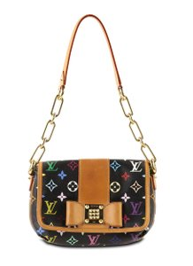 Louis Vuitton Multicolore Monogram Patti Shoulder Bag