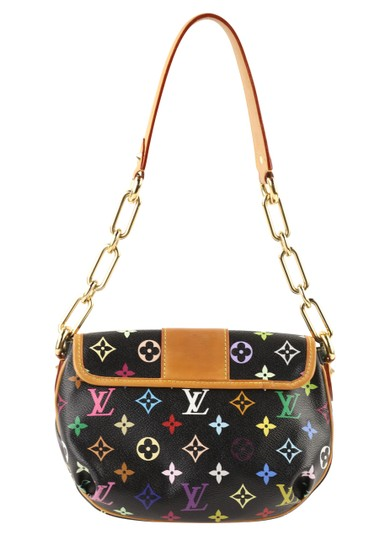Louis Vuitton Multicolore Monogram Patti Shoulder Bag Image 1