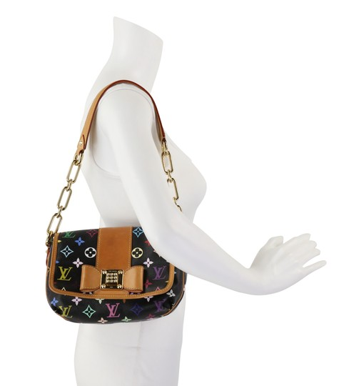 Louis Vuitton Multicolore Monogram Patti Shoulder Bag Image 11