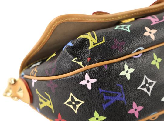 Louis Vuitton Multicolore Monogram Patti Shoulder Bag Image 3