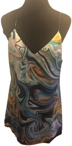 Kendall + Kylie short dress Multi-color Small Polyester on Tradesy