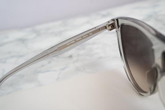 Céline NEW Celine Sunglasses 41435/S 0RDN Thin Shadow Clear Oversized Image 11