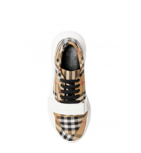 Burberry Beige Athletic Image 4