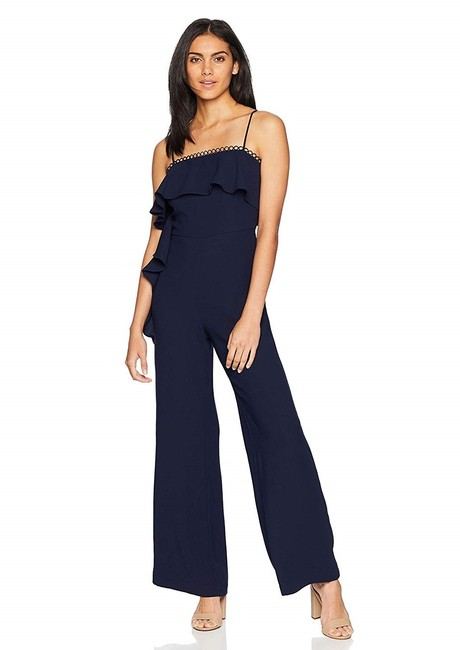 Preload https://img-static.tradesy.com/item/25654704/monique-lhuillier-blue-crepe-flutter-overlay-romperjumpsuit-0-0-650-650.jpg