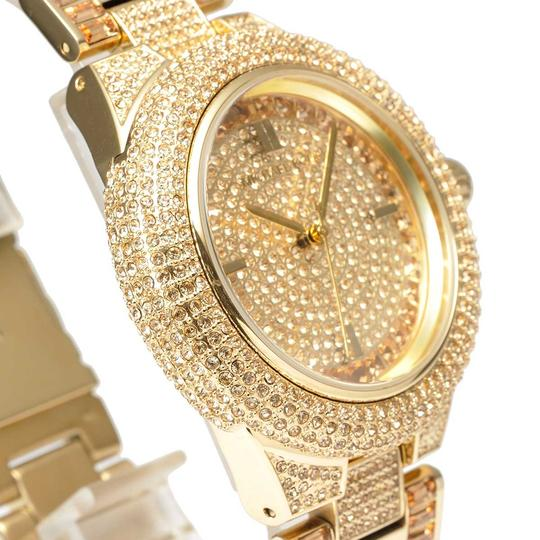 Michael Kors Camille Stainless Pave Crystal Glitz MK5720 Image 9