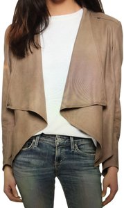 LAMARQUE Latte Leather Jacket