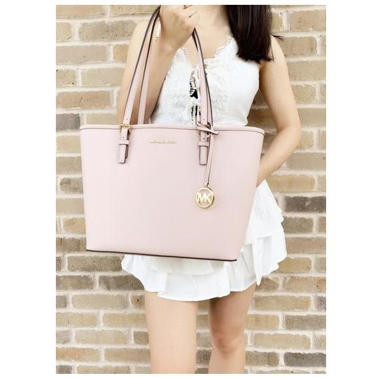 Michael Kors Womens Tote in Pink Image 3