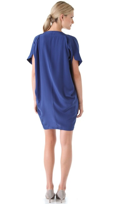 Vince short dress Blue on Tradesy Image 2