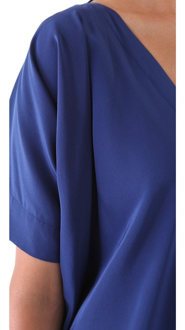 Vince short dress Blue on Tradesy Image 3