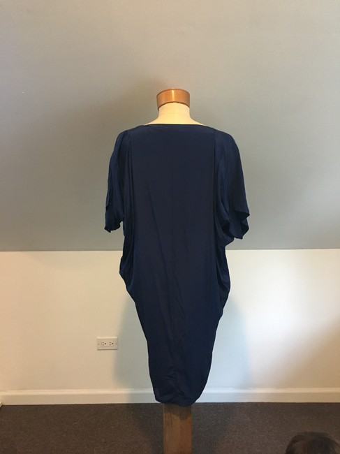 Vince short dress Blue on Tradesy Image 6