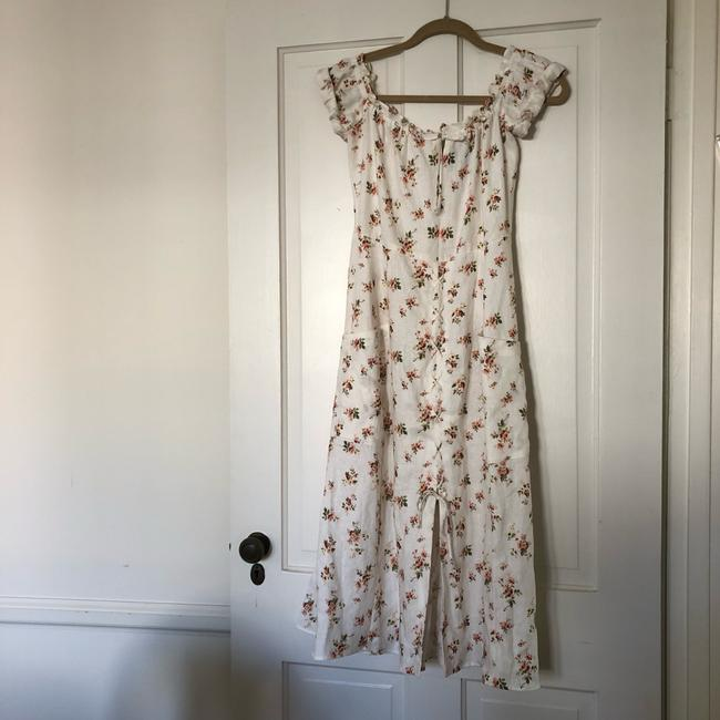 Geraldine floral Maxi Dress by Reformation Image 2