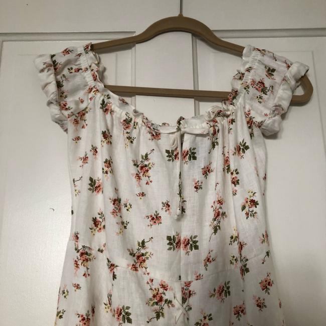 Geraldine floral Maxi Dress by Reformation Image 3