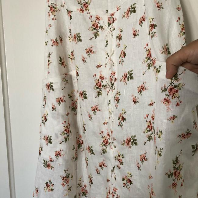 Geraldine floral Maxi Dress by Reformation Image 4