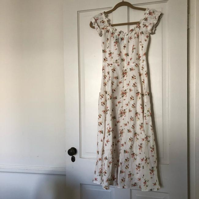 Geraldine floral Maxi Dress by Reformation Image 6
